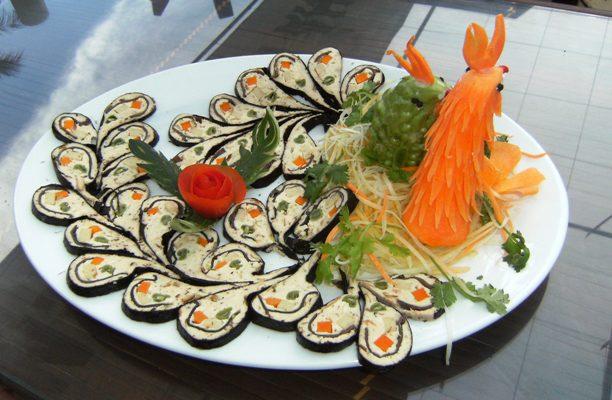 cơm chay - Trung tâm đào tạo nấu ăn chuyên nghiệp