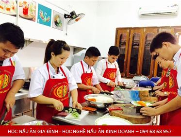 nấu ăn gia đình - nấu ăn mở quán kinh doanh - 094 68 68 957