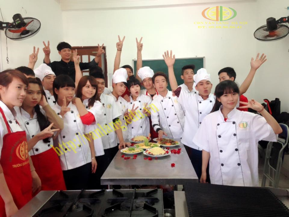 Học nấu ăn, học nghề đầu bếp