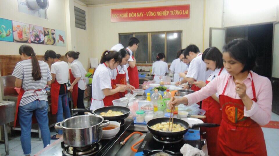Nấu Ăn Gia Đình - Khóa Học Nấu Ăn Gia Đình