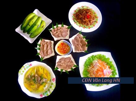Nấu Ăn Gia Đình - Thực Đơn Gợi Ý Cho Bữa Cơm Gia Đình