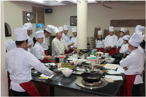 Khóa học nấu ăn 2017 chuyên nghiệp – Cam kết chất lượng – Nhận ngay chứng chỉ