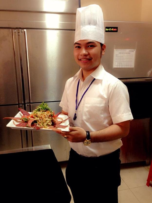 Trung tâm dạy nấu ăn NEC – Đào tạo phụ bếp, bếp trường nhà hàng