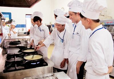 Học nấu ăn ở Mỹ Đình – Trung tâm dạy nấu ăn Mỹ Đình