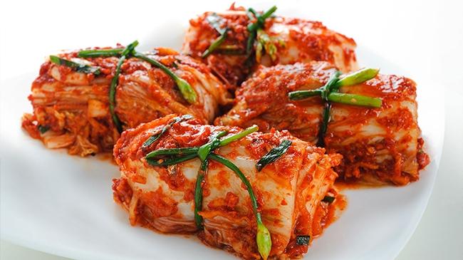 Nấu ăn món Hàn Quốc