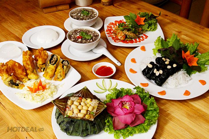Học nấu ăn món chay - Trung tâm dạy nấu món Chay tốt nhất tại Hà Nội