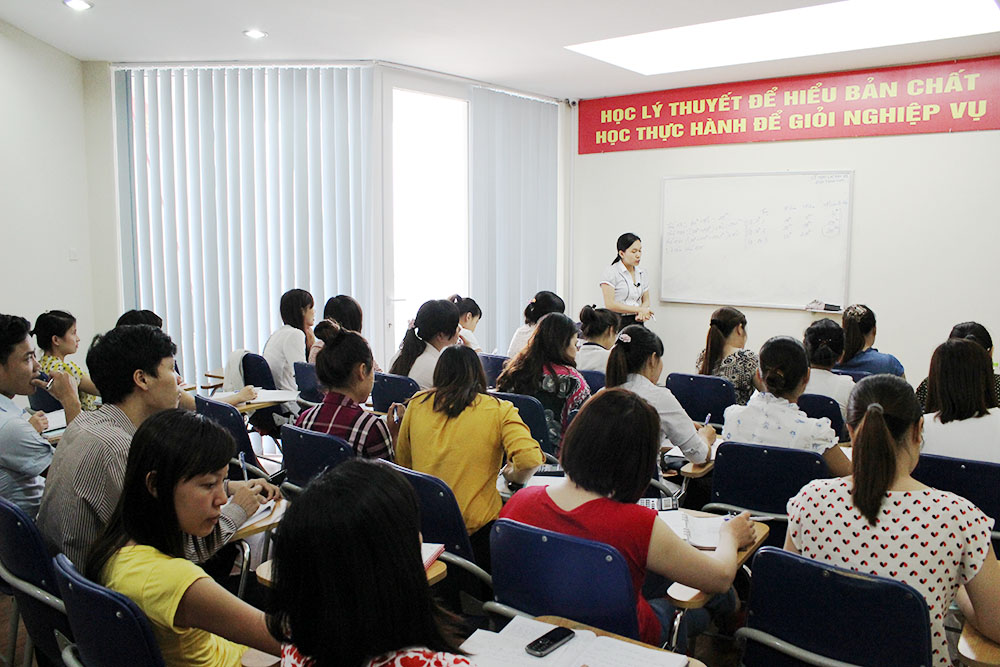 Khóa học văn thư lưu trữ ở đâu tốt nhất - Đào tạo văn thư lưu trữ đông nhất tại Hà Nội