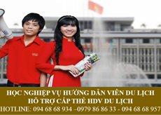 Địa chỉ học hướng dẫn viên du lịch ở Tây sơn, Đống Đa, Hà Nội ( Thanh Xuân, Hà Nội)
