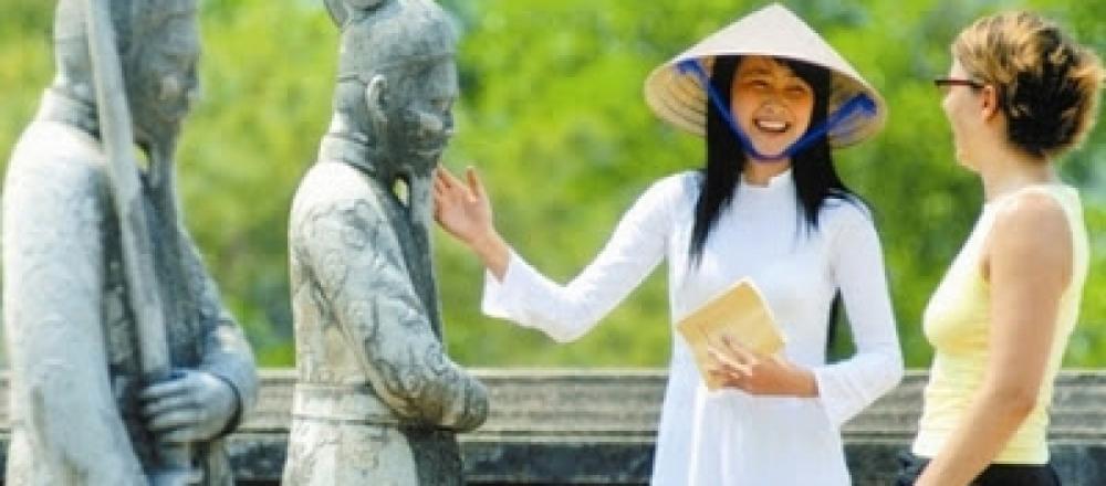 Học nghiệp vụ hướng dẫn viên du lịch