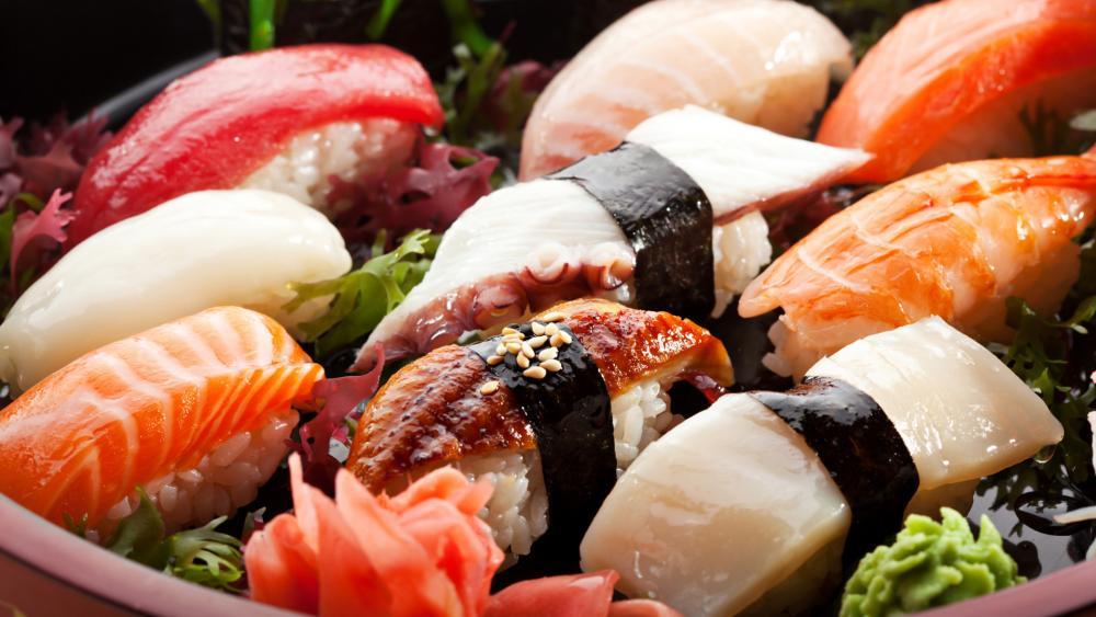 Lớp học làm sushi ở hà nội - Trường dạy nghề nấu ăn chuyên nghiệp