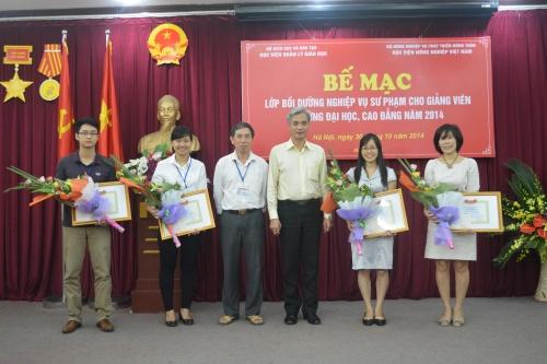 Học chứng chỉ nghiệp vụ sư phạm của Trường ĐH Sư Phạm Hà Nội