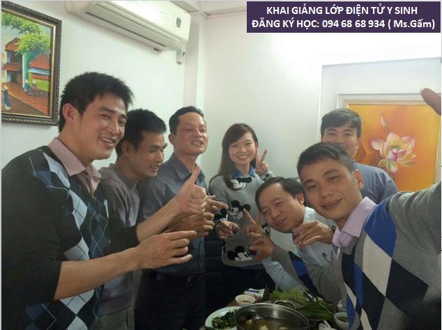 Khóa học điện tử y sinh - Cấp chứng chỉ Đại học Bách Khoa Hà Nội