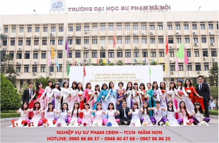 Học nghiệp vụ sư phạm Giảng viên - Trường Đại học sư phạm Hà Nội