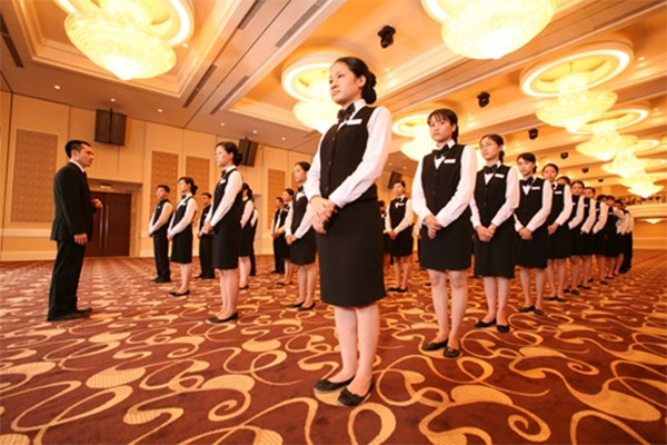 Lớp học  Nghiệp Vụ Lễ Tân Khách Sạn - Mở lớp toàn quốc