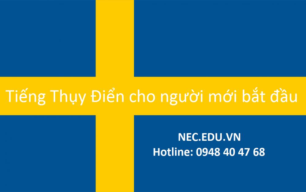 Khóa học tiếng Thụy điển tại Hà Nội - Trung tâm đào tạo uy tín nhất Hà Nội