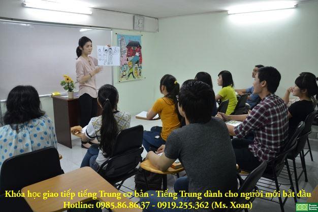 Học tiếng Trung ở đâu - Trung tâm đào tạo cấp chứng chỉ uy tín