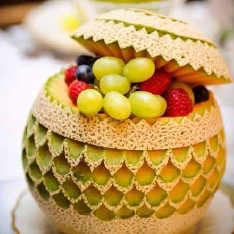 Khóa học cắt tỉa rau củ quả, trái cây chuyên nghiệp