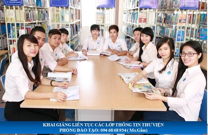 Khóa học nghiệp vụ thư viện ở Hà Nội, TP.HCM