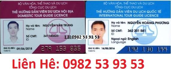 Điều kiện cấp thẻ hướng dẫn viên du lịch nội địa và quốc tế